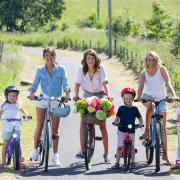Three Sisters Bake launch their Summer Cycling Challenge