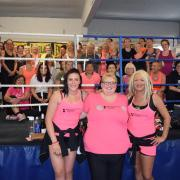 Renfrewshire Boxing Ladies raise £1,000 for Rape Crisis Scotland