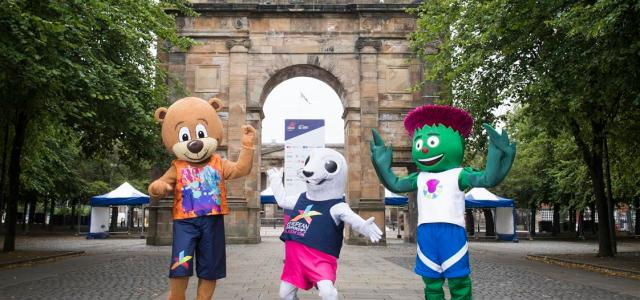 The Moment has arrived – the first ever European Championships gets underway in Glasgow