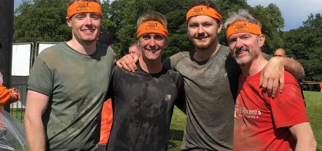 Johnstone GP takes on Tough Mudder for charity
