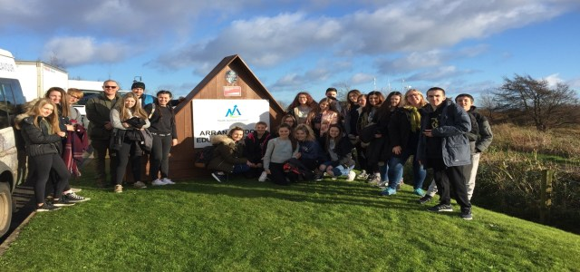 Pupils helped on path to exam achievement with leadership programme