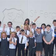 St Fergus' Primary School gets top marks in school inspection
