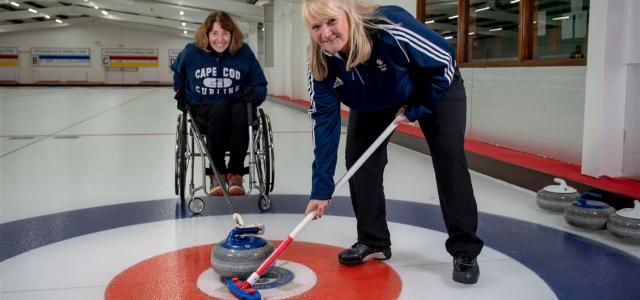New disability sports arena at Independent Living Show