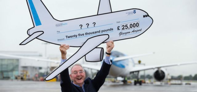 Glasgow Airport's FlightPath Fund launches £25,000 lump sum award