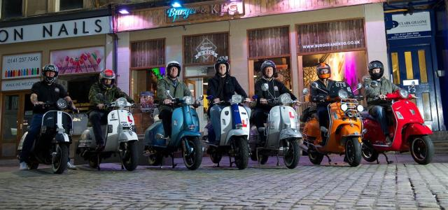 Paisley to host scooter spectacular when ModStuff rides out again at Spree festival