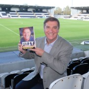Bonus for fans who pre-order St Mirren legend Tony Fitzpatrick's autobiography