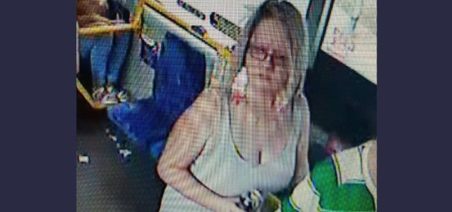 Image released of woman that could assist Police with assault investigation