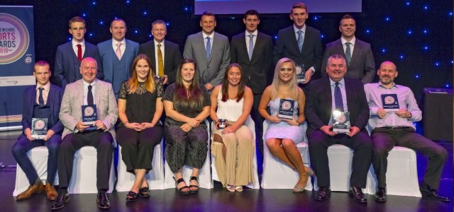 Local sport coaches, volunteers and officials recognised at Renfrewshire Sports Awards in Johnstone