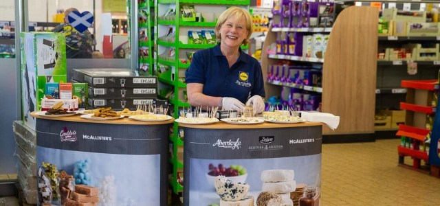 Weekly sampling and tasting sessions to take place at new Giffnock Lidl store