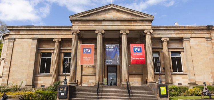 Eric Grounds to lead Paisley Museum's Capital Appeal