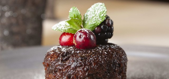 Erskine Bridge Hotel to serve vegan and allergen free Christmas pudding from December