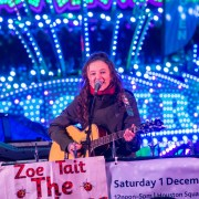 Johnstone Christmas lights to be switched on this weekend