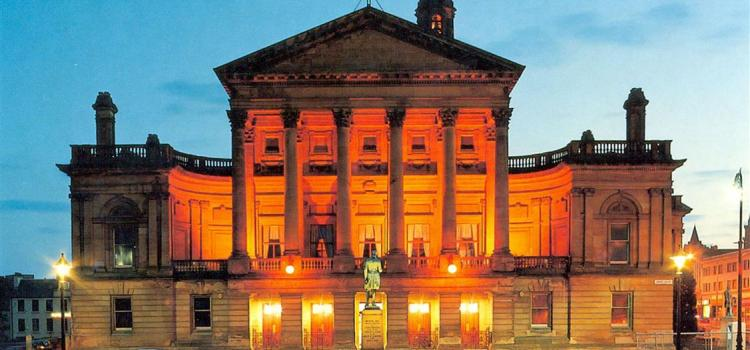 Paisley's future boosted by cultural research