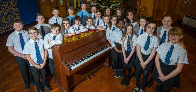 Paisley Grammar pupils set to share a stage with Beatles legend Paul McCartney