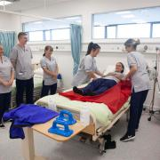 UWS celebrates trio of nominations in national midwifery award