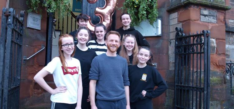 Famous faces come out in support of new PACE initiative to encourage young people to see more live theatre