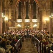 Thomas Coats Memorial Choral Society's 39th annual concert to be held in Paisley Abbey later this month