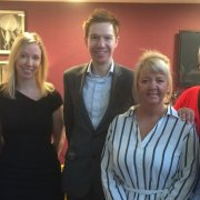 Paul Masterton MP and Jackson Carlaw MSP praise new look East Renfrewshire care home