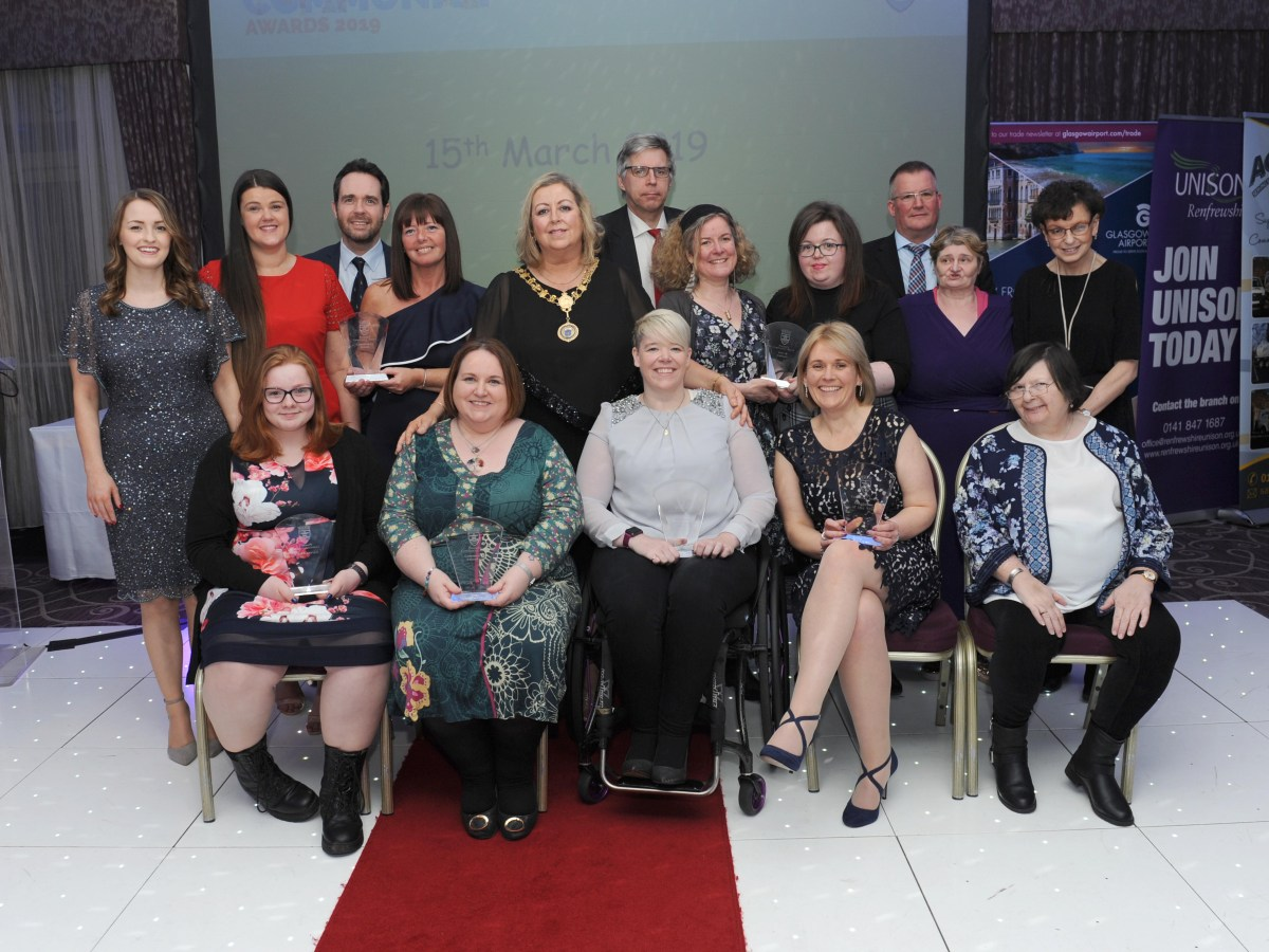 Provost's Community Awards recognises unsung heroes in our community