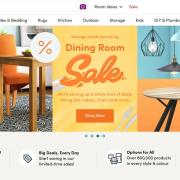 Online homeware and furniture retailer Wayfair.co.uk reverse 'unfair' delivery surcharge to Renfrewshire residents