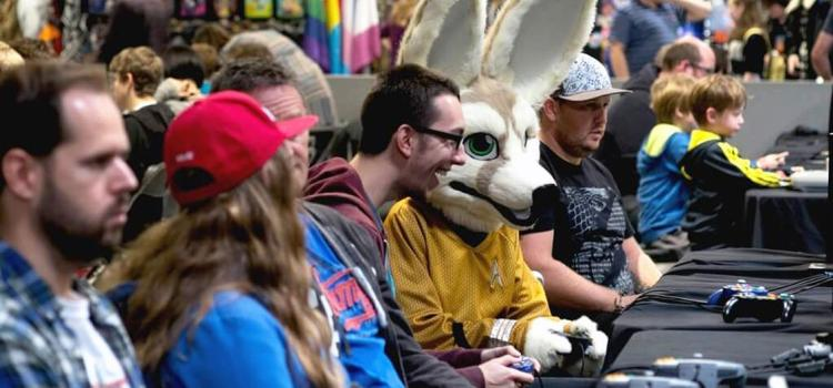 Scotland's biggest video gaming show returning to Braehead