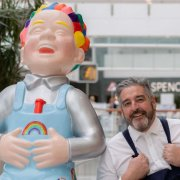 intu Braehead boss becomes Oor Wullie to launch charity fundraising bid