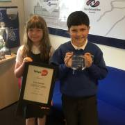 Lochwinnoch pupil scoops UK joke prize