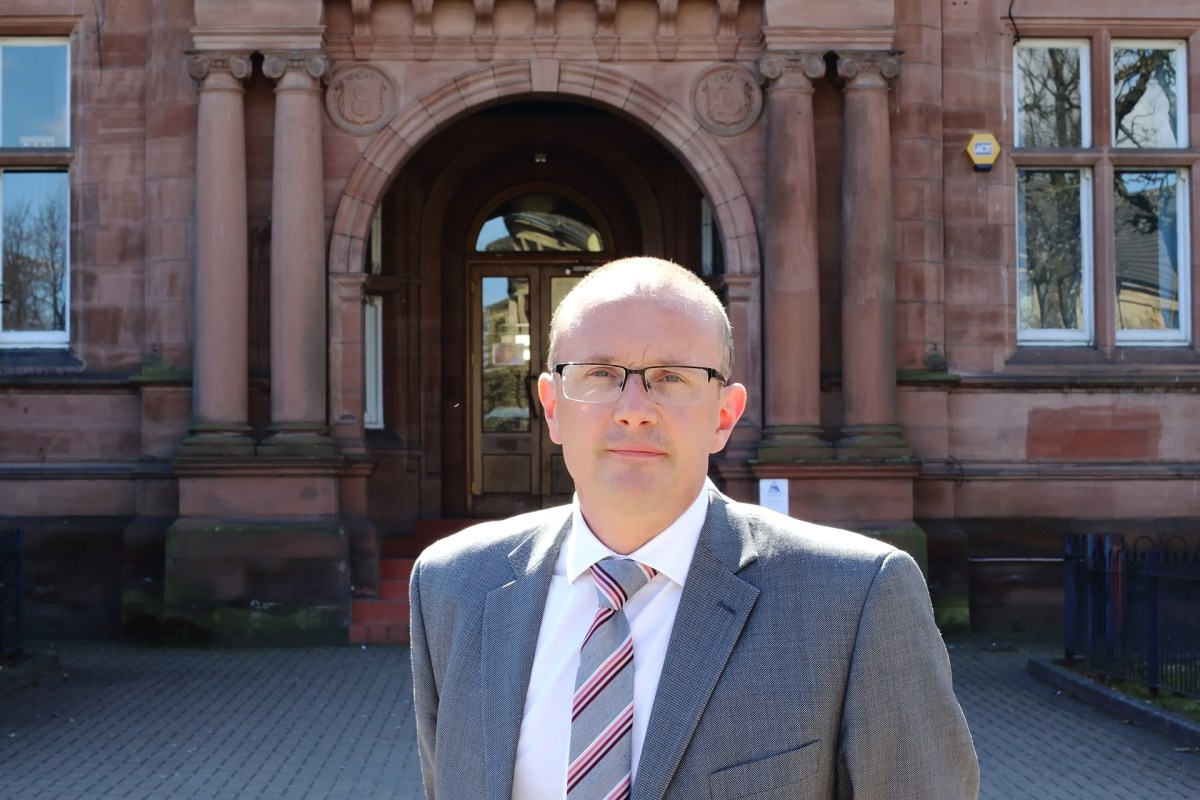 Renfrewshire Council announces new Director of Children's Services