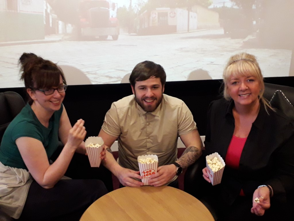 Dementia friendly cinema marks nation week of awareness
