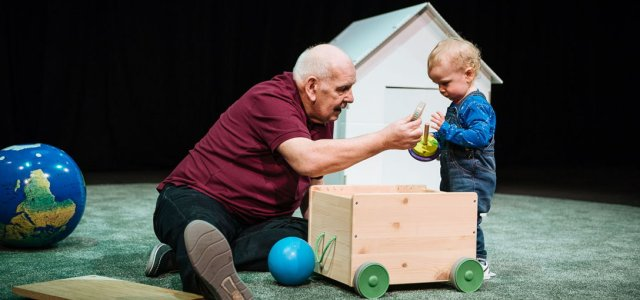 Show staring real-life grandfathers and grandsons coming to Renfrewshire