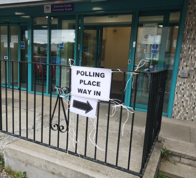 European elections 2019: Polls take place across Renfrewshire