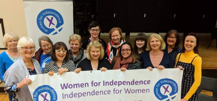 Renfrew WFI launch group with event featuring Dr Phillipa Whitford MP