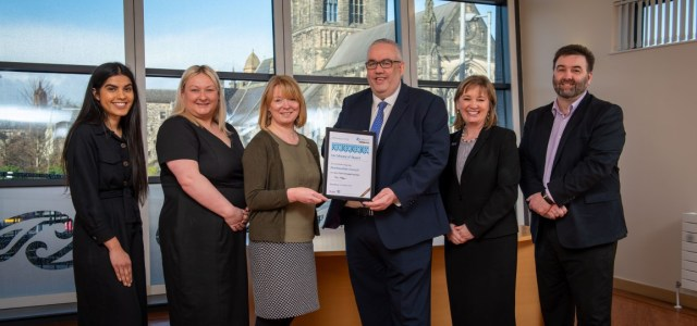 Renfrewshire recognised as a Carer Positive Employer