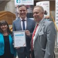 MSP holds reception on behalf of Carers Scotland