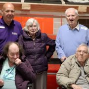 Erskine veterans enjoy a day trip to Paisley