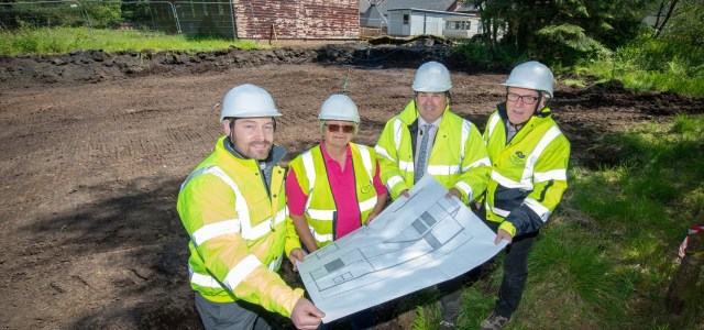 Lapwing Lodge in the Gleniffer Braes to get upgrade