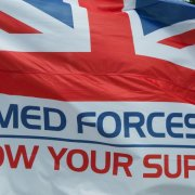 Renfrewshire and Inverclyde join to mark Armed Forces Day