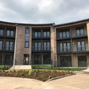 New homes first step in Paisley west end's regeneration