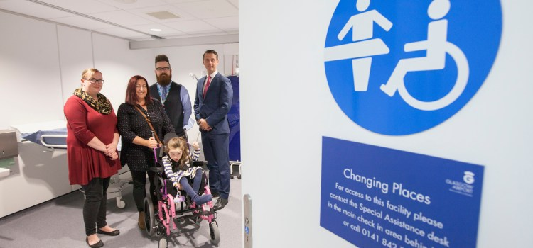 Glasgow Airport receives top ranking in CAA disability access report