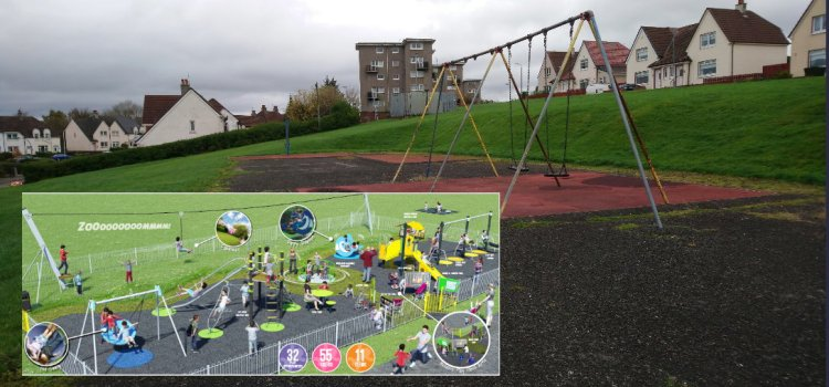 Elderslie Community Council awarded £50,000 to bring life back to Queen's Road park