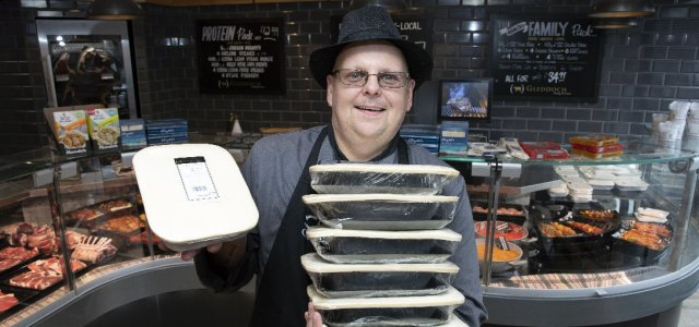 Butcher's pies win top gong in the Scottish Craft Butchers Awards