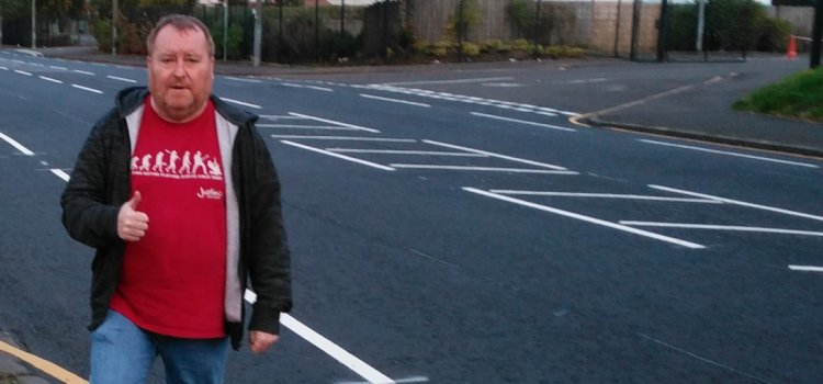 Councillors welcome resurfacing of Ferguslie Park Avenue