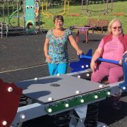 Bridge of Weir Tenants and Residents Association launch updated park