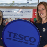 Shoppers to help deliver further Tesco Centenary Grants in Renfrewshire