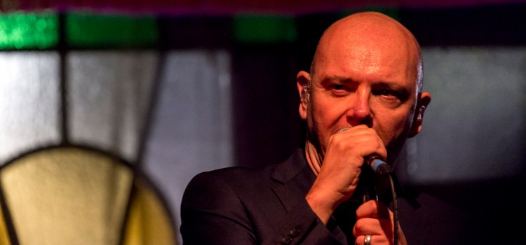 Photos: Hue and Cry gig from Monday night