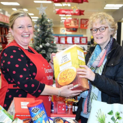 Volunteers needed in Renfrewshire for Christmas food collection