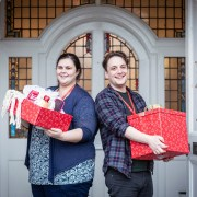 Quarriers launches box of hope appeal for young homeless