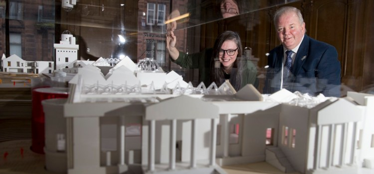 Paisley Museum receives £3.8million National Lottery funding