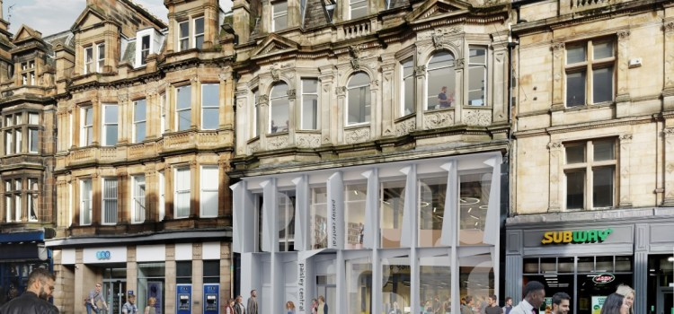 Revealed: First images of new Paisley High Street Learning and Cultural Hub