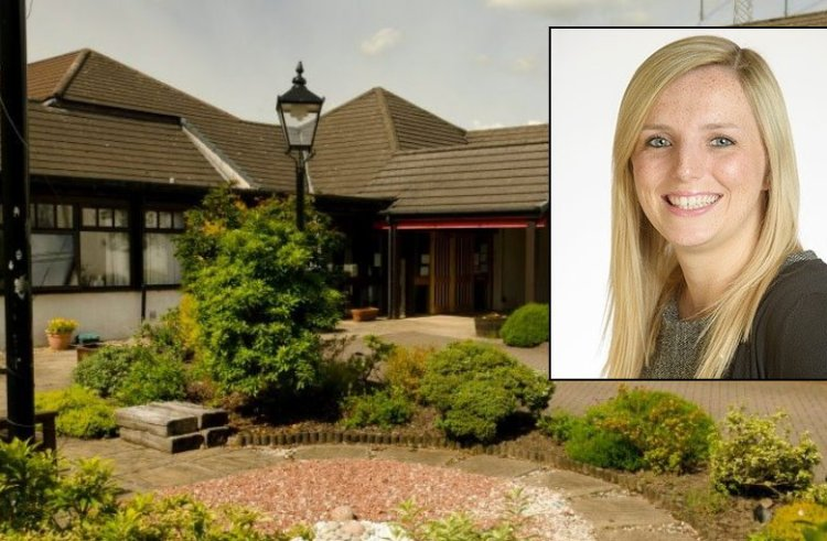 Free legal advice with Leigh Beirne at St Vincent's Hospice